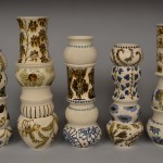 Large vases - Audry Deal McEver