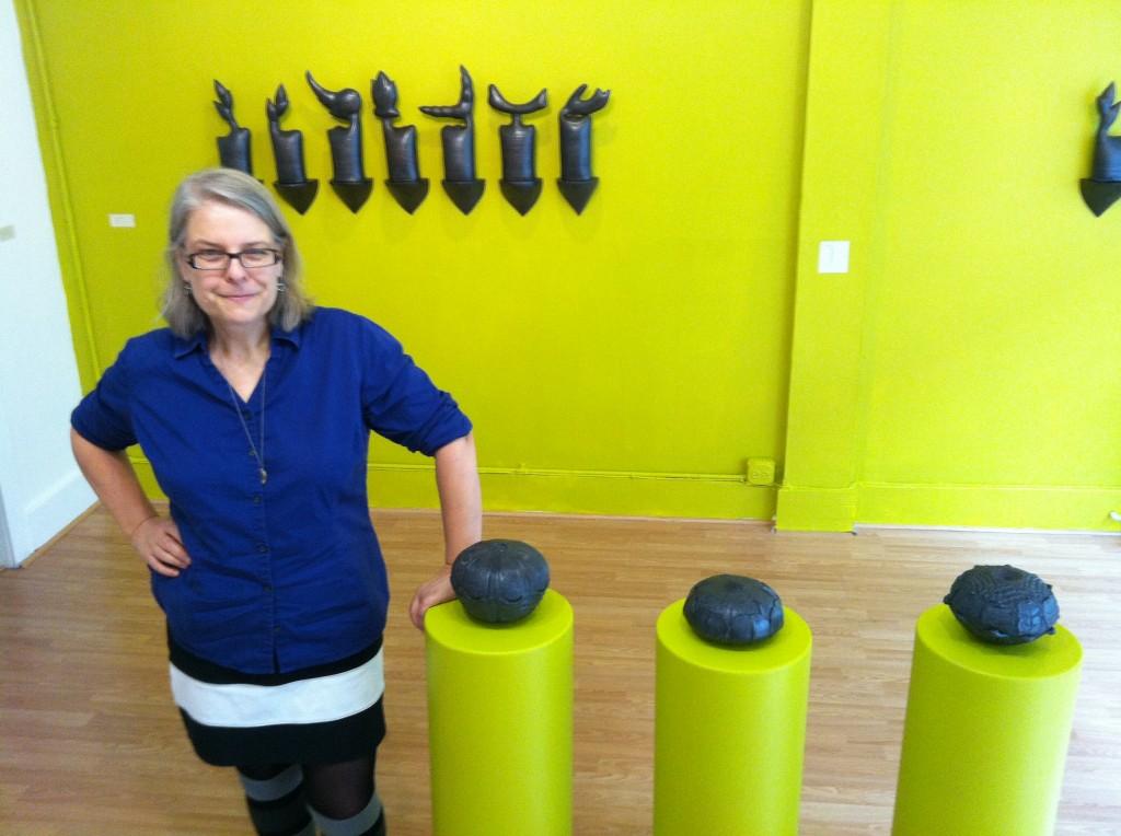 Kelly Kessler/Anthracite series Gallery 40AU